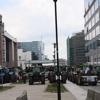tracteurs à Bruxelles